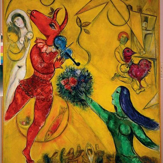 Replay Chagall avec Aurélie *9.90€*