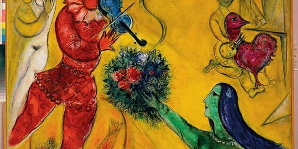 Chagall avec Aurélie *9.90€*