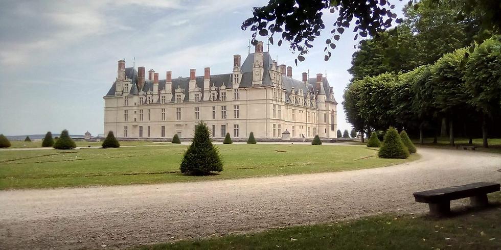 Visite confinée au château d'Ecouen