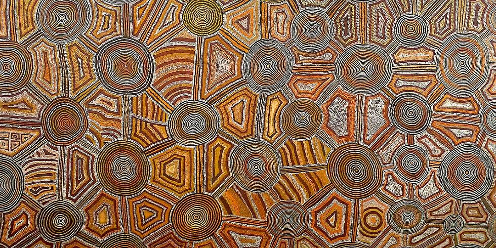 Visite confinée Art Aborigène