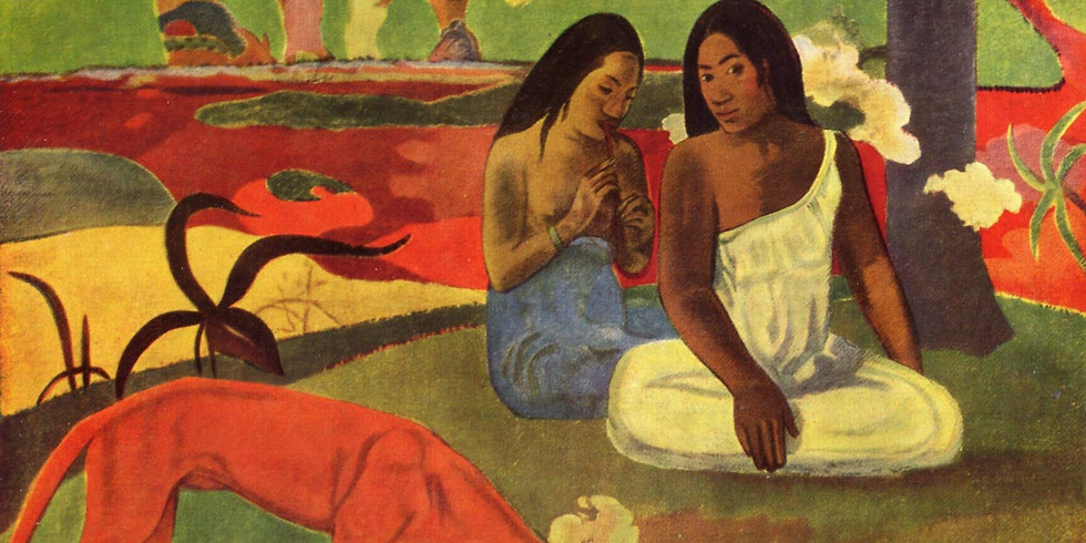 Gauguin avec Mélanie *9.90€*