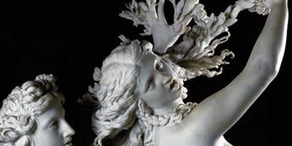 Visite confinée Daphné et Apollon