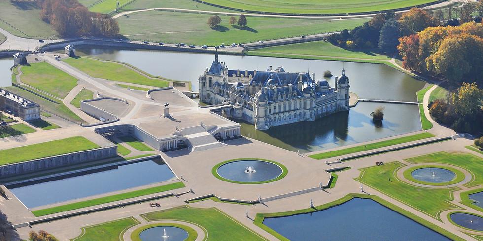 Replay Le Château de Chantilly avec Mélanie *9.90€*