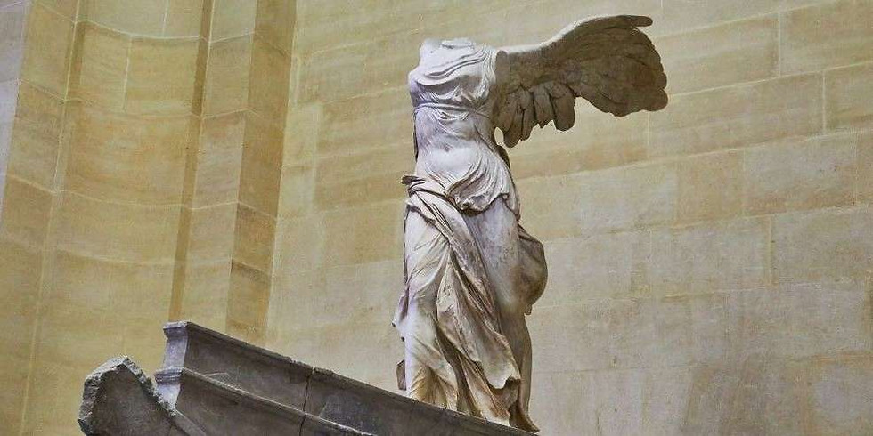 Visite confinée Superstars du Louvre