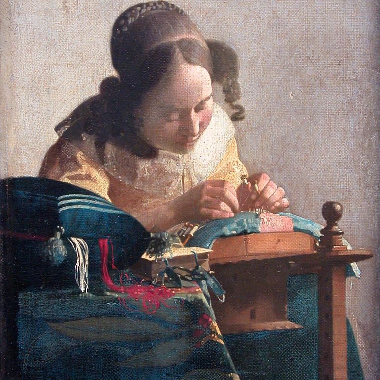 Replay La délicatesse de Vermeer avec Mélanie *9.90€*