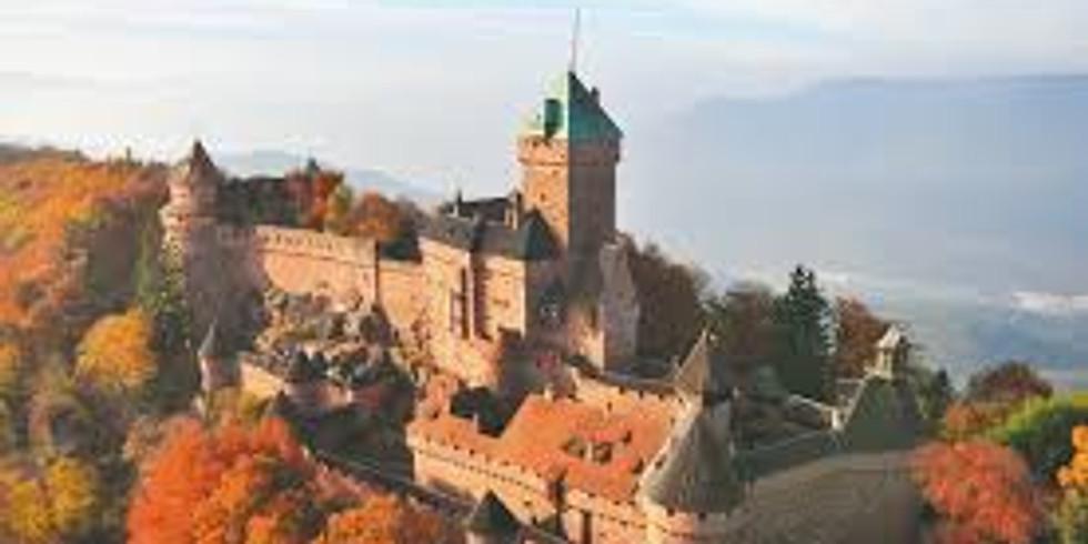 Replay Château du Haut-Koenigsbourg avec Mélanie *9.90€*