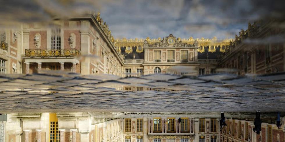 Visite confinée Koons/Kapoor/Eliasson à Versailles