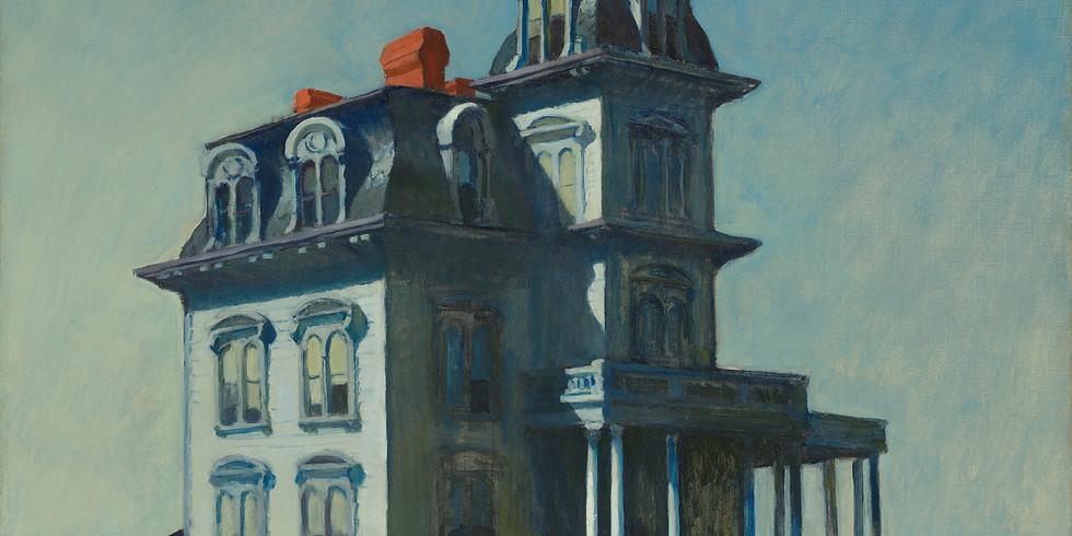 Visite confinée Hopper
