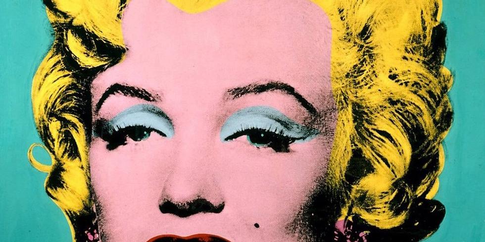 Pop art avec Mélanie *9.90€*