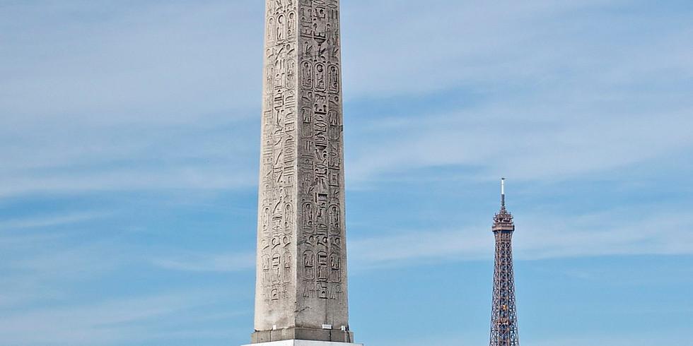 Replay L'Egypte à Paris avec Mélanie *9.90€*