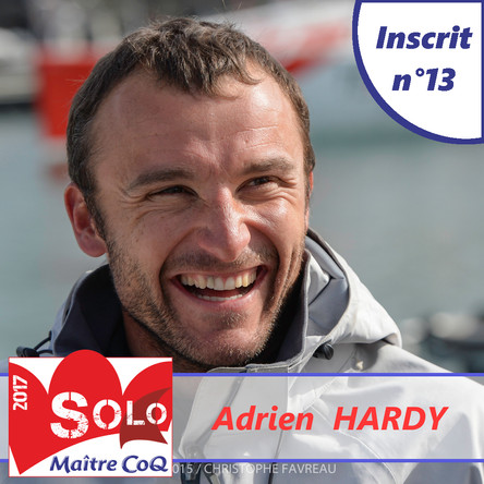Adrien Hardy is back !