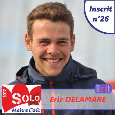 Eric Delamare (Région Normandie) 5ème bizuth