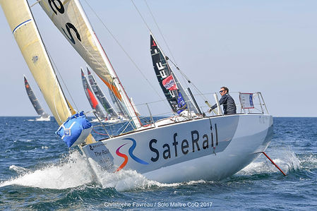 Damien Cloarec - SafeRail