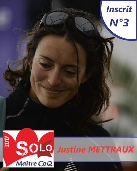 Justine Mettraux (Teamwork) inscrite !