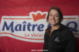 Justine Mettraux - TeamWork - Solo Maître CoQ