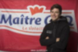 Sébastien Simon - Bretagne Crédit Mutuel de Bretagne Performance