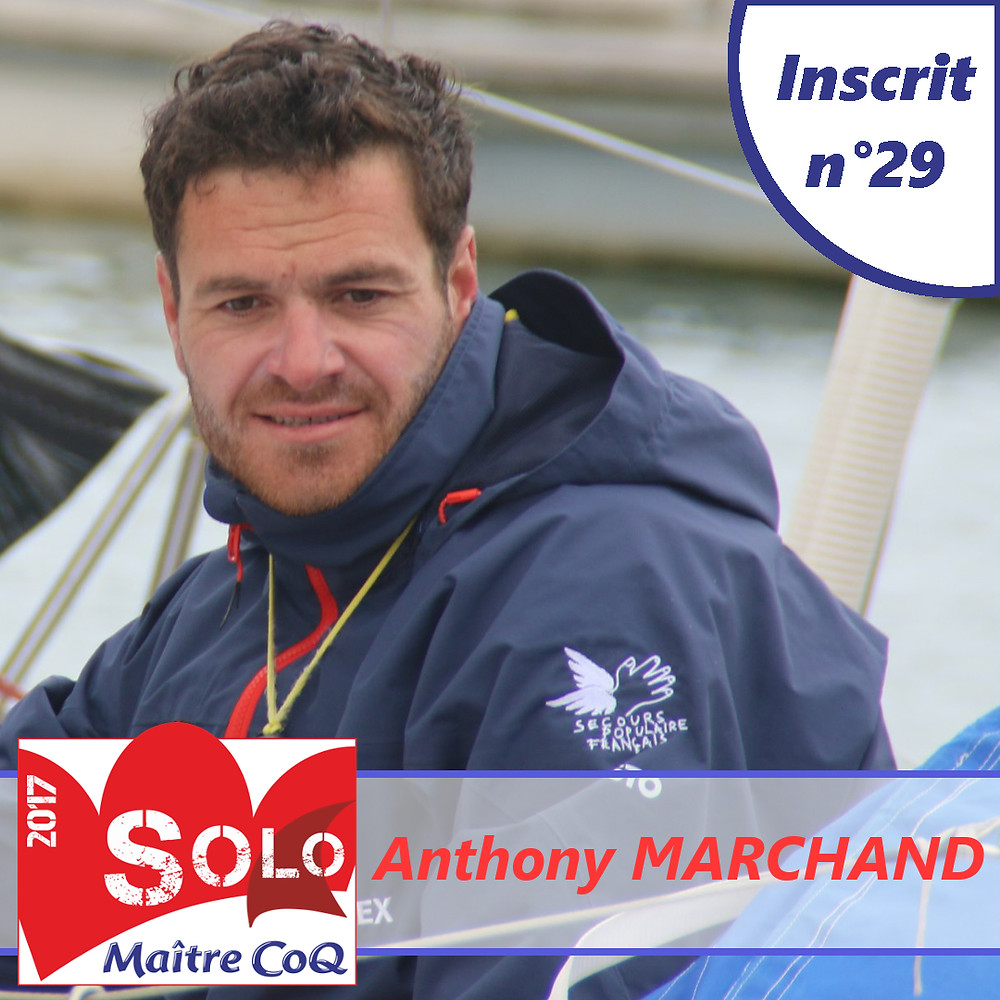 Anthony Marchand - Ovimpex Secours Populaire