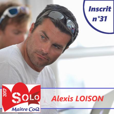 5ème participation pour Alexis Loison (Custo Pol)