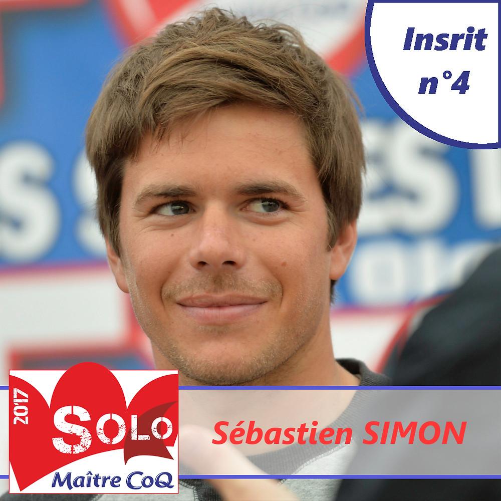 3ème participation à la Solo Maître CoQ pour Sébastien Simon