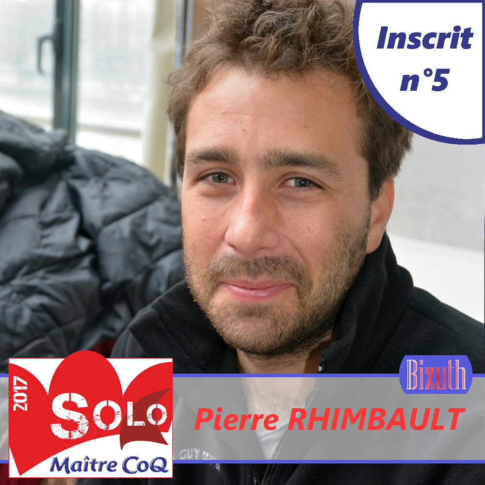 Pierre Rhimbault - Betagne Crédit Mutuel de Bretagne Espoir