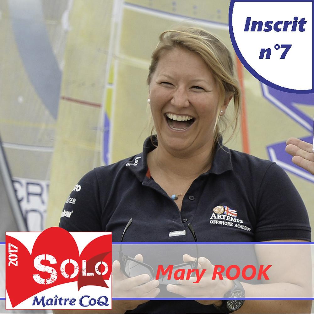 Mary Rook | Solo Maître CoQ