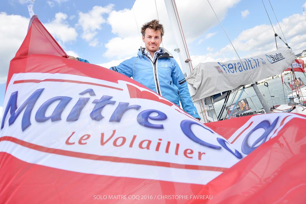 Pierre Quiroga - Skipper CEM Espoir
