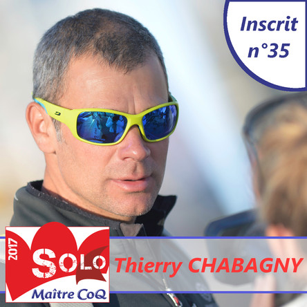 Thierry Chabagny (Gedimat) pour enfin une victoire ?