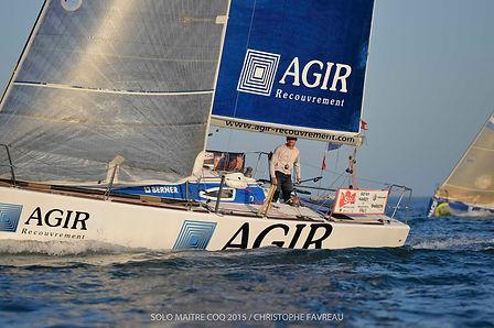 Adrien Hardy - AGIR Recouvrement