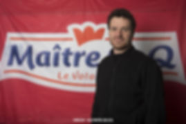Anthony Marchand - Groupe ROYER / Secours Populaire