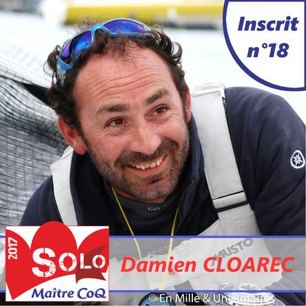 Damien Cloarec (Saferail) 18ème inscrit