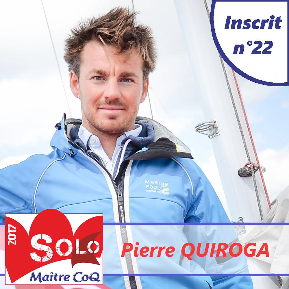 Pierre Quiroga - Skipper Espoir CEM