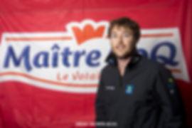 Martin Le Pape - Skipper MACIF 2017