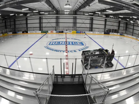 Reno Ice Raiders announce regular-season schedule with home opener set for Oct. 30