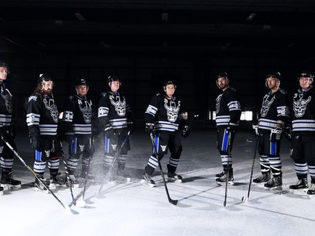 Reno Ice Raiders' 25-game schedule includes 19 home contests