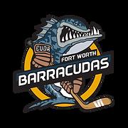 Fort Worth Barracudas - Main Logo - Transparent Background.png