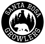 Santa Rosa Growlers - Transparent Background.png