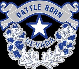 Reno Ice Raiders Secondary Logo - Battle