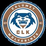 Calumet Wolverines - Big - Transparent Background.png