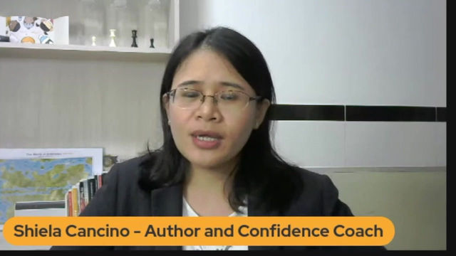 Highlight#4 from TCP Live#3 - Embracing Vulnerability by Shiela Cancino