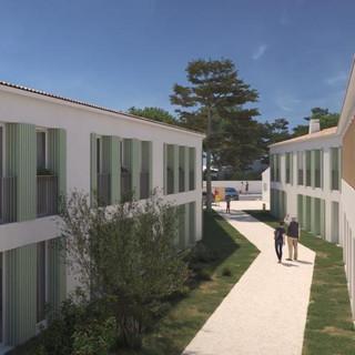 Résidence services séniors - Les Gollandières