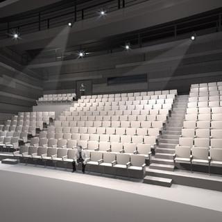 Salle de spectacle et de cinéma - La Maline