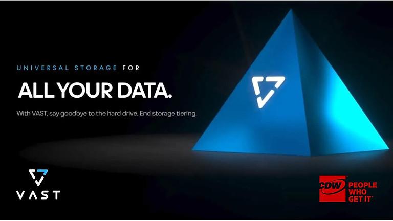 VAST Data - Flash Performance at Hard Disk Cost