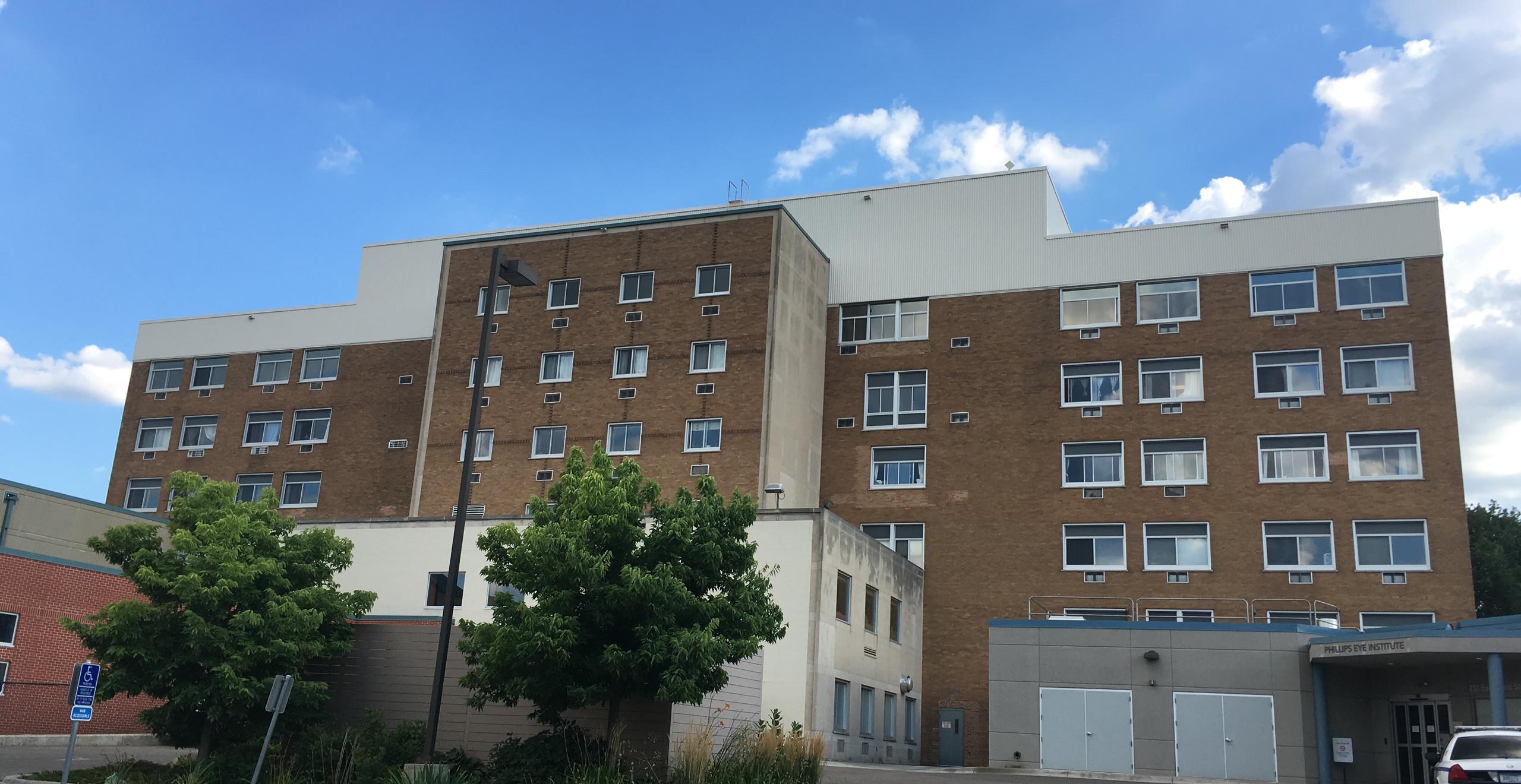Mt Sinai Hospital, Chicago Avenue, Minneapolis.