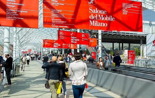 Международная выставка Salone del mobile в Милане