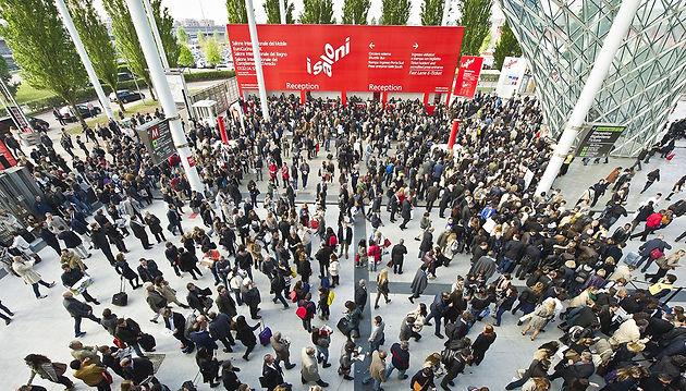 Выставка в Милане Salone del Mobile