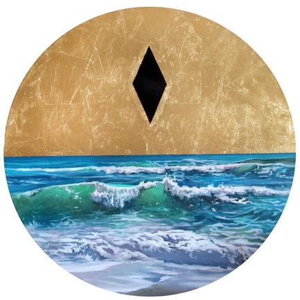 Oceano. Illusione 1, 2020