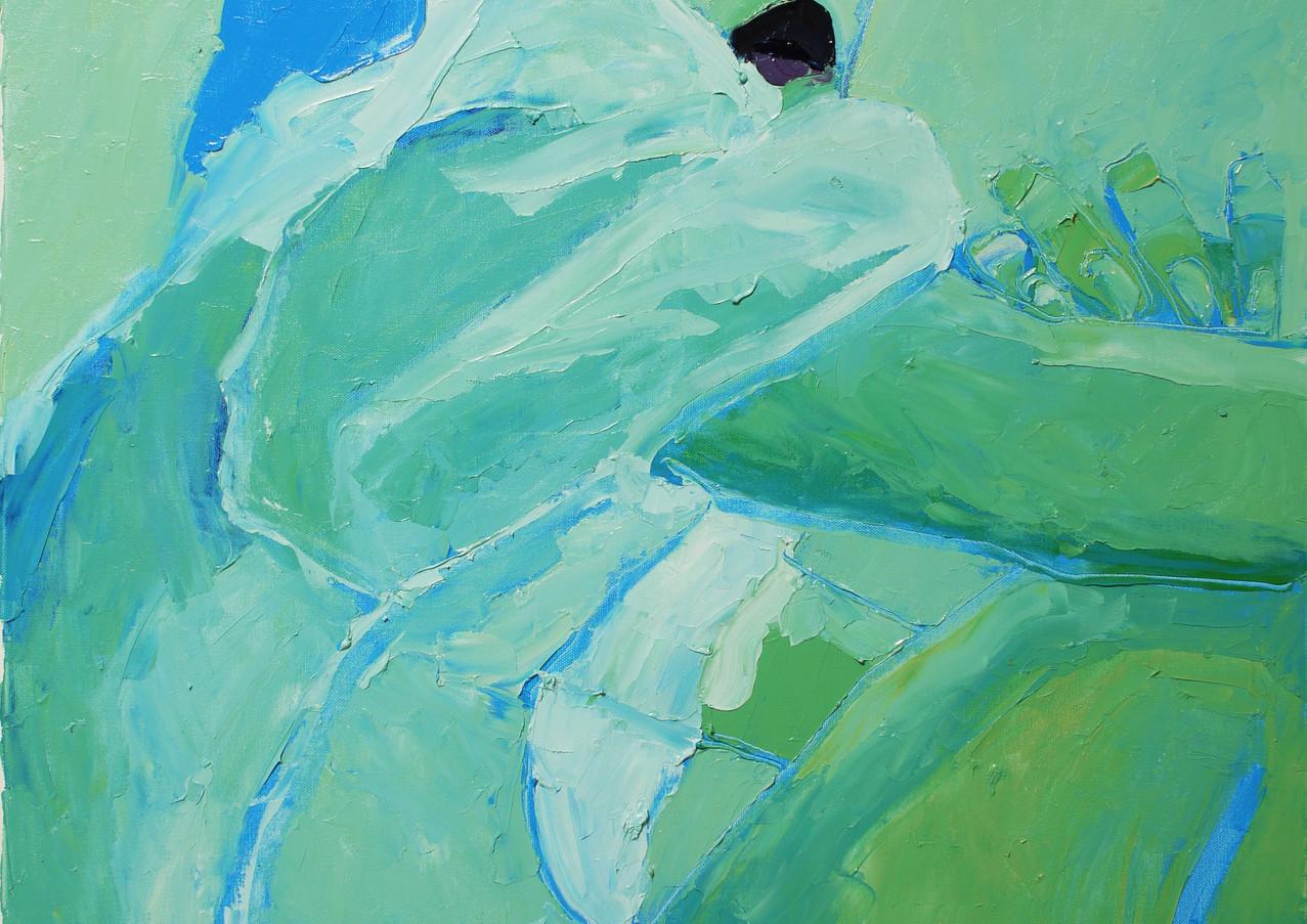 БЕЗ НАЗВАНИЯ, 20200707 холст, масло oil on canvas 90 x 70