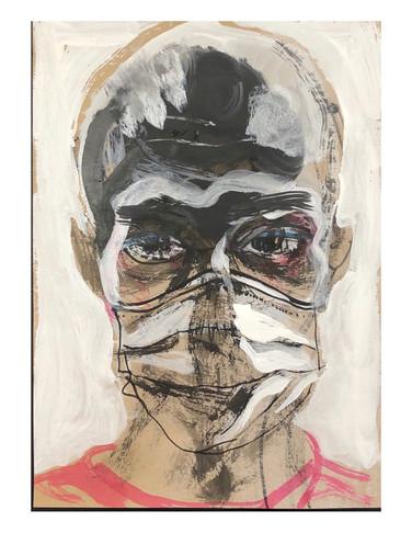Карантинный портрет