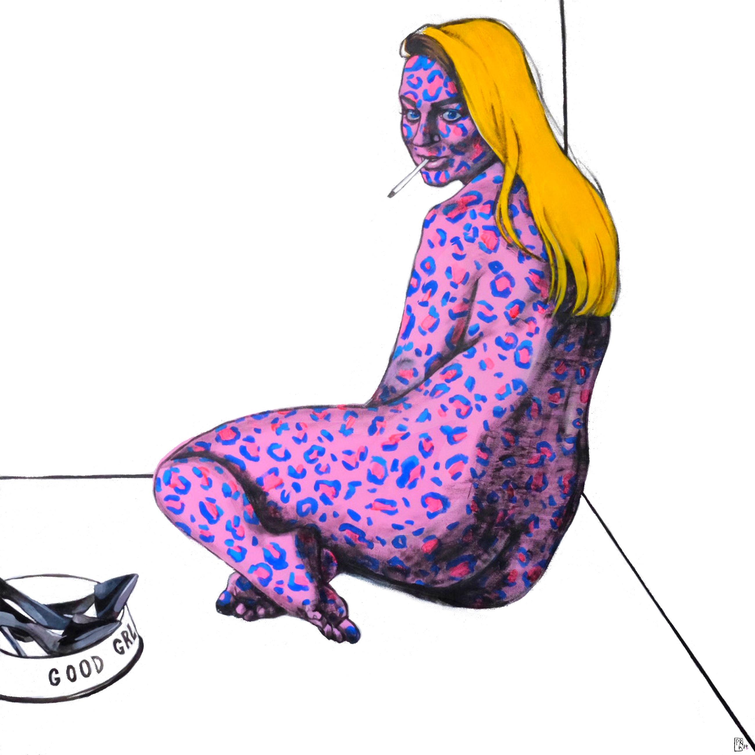 Женщина №3, 2018