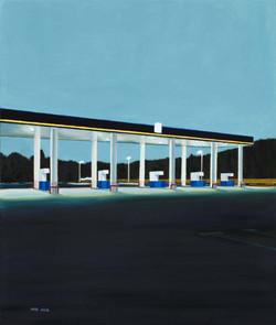 Ночная заправка/Nocturnal gasstation